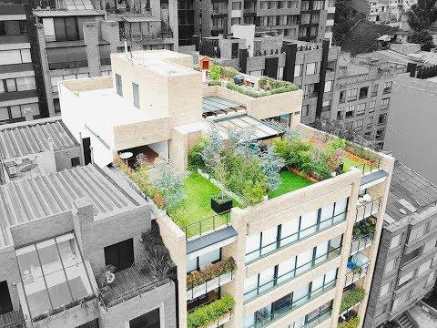Inmobiliart | Penthouse en Chapinero Alto, Bogotá