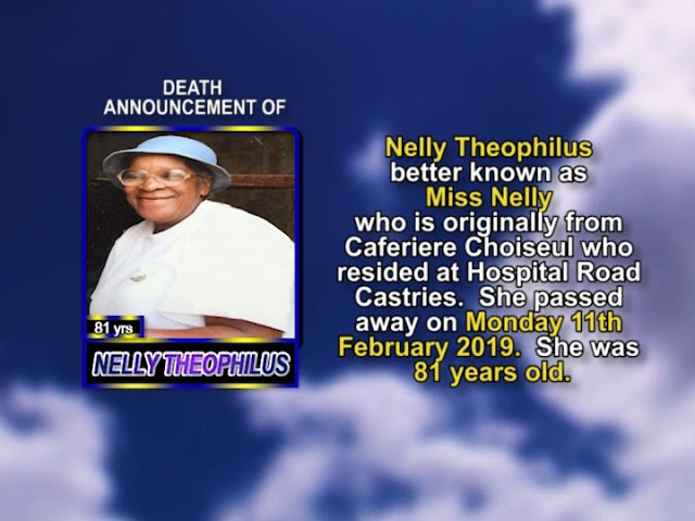 Nelly Theophilus  short