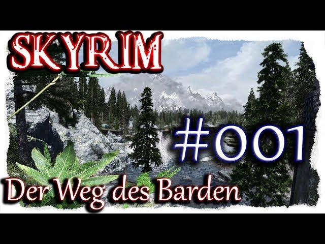 SKYRIM 2020: Der Weg des Barden ▼001▼ Flusswald [400+ Mods, deutsch, modded, UHD, @Gronkh ]