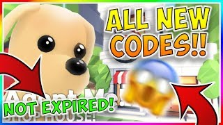 NEW ADOPT ME CODES - New Shop House/ Roblox