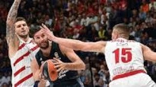 Euroleague / Round 2/ Olimpia Milano - Real Madrid