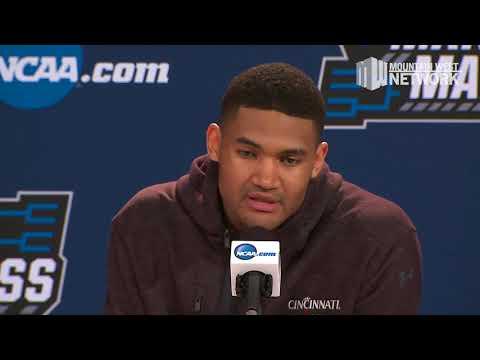 Cincinnati NCAA Men's Basketball Second Round Pre-Game Press Conference
