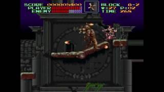 Castlevania IV - A //em    s spielt