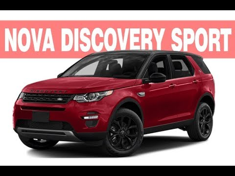 Nova Discovery Sport 2018 2019 - Ficha Técnica, Preço - YouTube e7a2a95659