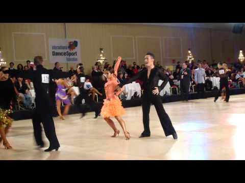 New York 2010 IDSF World Amateur Latin - EMMANUEL PIERRE-ANTOINE AND LIANA CHURILOVA from YouTube · Duration:  3 minutes 8 seconds