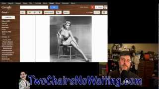 Two Chairs No Waiting 227: Frances Bavier or Not