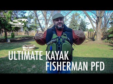 Stohlquist  - Ultimate Kayak Fisherman PFD