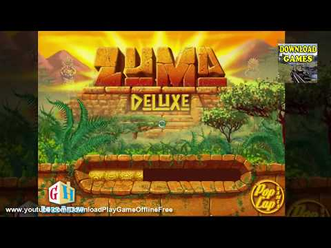 Download & Play Game Zuma Deluxe On PC Free Mediafire