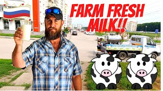 Farm fresh cows milk without a cow!!