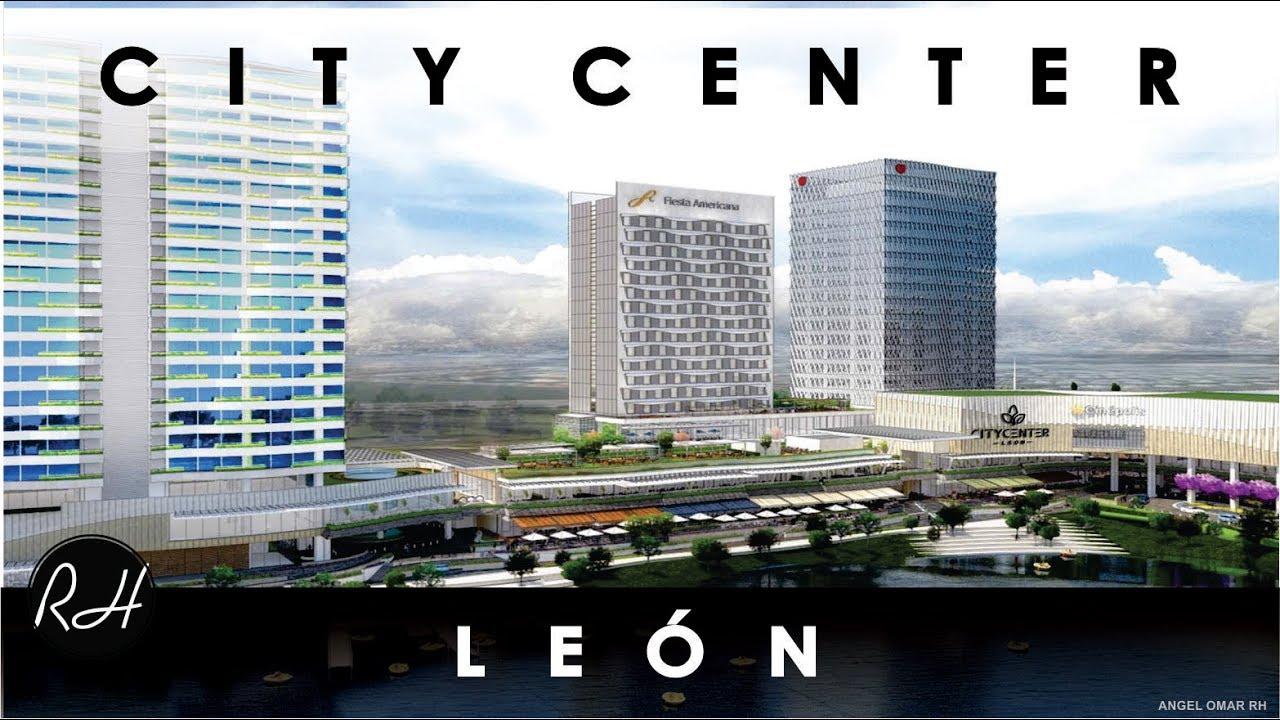 city center le n m xico 2018 hd youtube. Black Bedroom Furniture Sets. Home Design Ideas