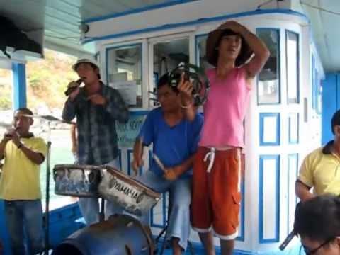 Nha Trang tour 4 đảo - Cái Trống Cơm - Ban Nhạc Funny Monkey