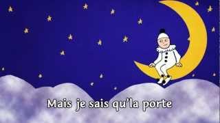 « Au clair de la lune » (mon ami Pierrot) - Mister Toony