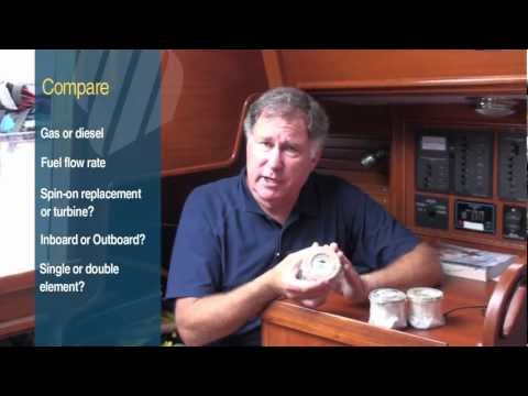Buyer's Guide to Marine Fuel Filters