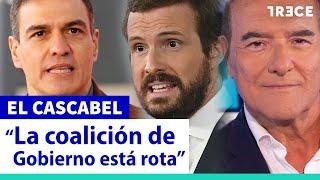 "Pablo Casado: ""Sánchez está muy débil"""