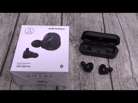 Audio-Technica ATH-CKR7TW True Wireless Earbuds - Are They Worth $250?