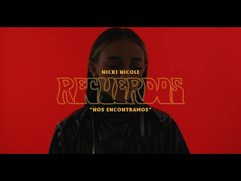 Nicki Nicole - Nos Encontramos (Video Lyric)
