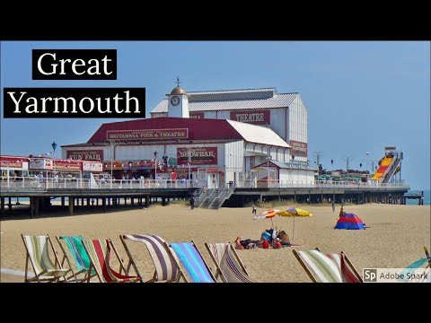 Travel Guide Great Yarmouth Norfolk UK Pros And Cons