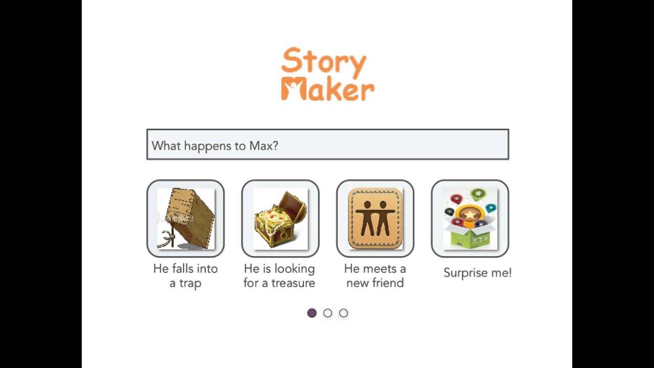 Worksheet Carnegie Storymaker storymaker cmu demo youtube demo
