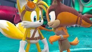 Sonic Boom: Shattered Crystal - Behind-the-Scenes Video
