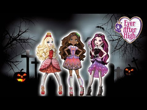 Ever After High | Halloween Special Mix | Compilation | Ever After High Halloween 👻 🎃