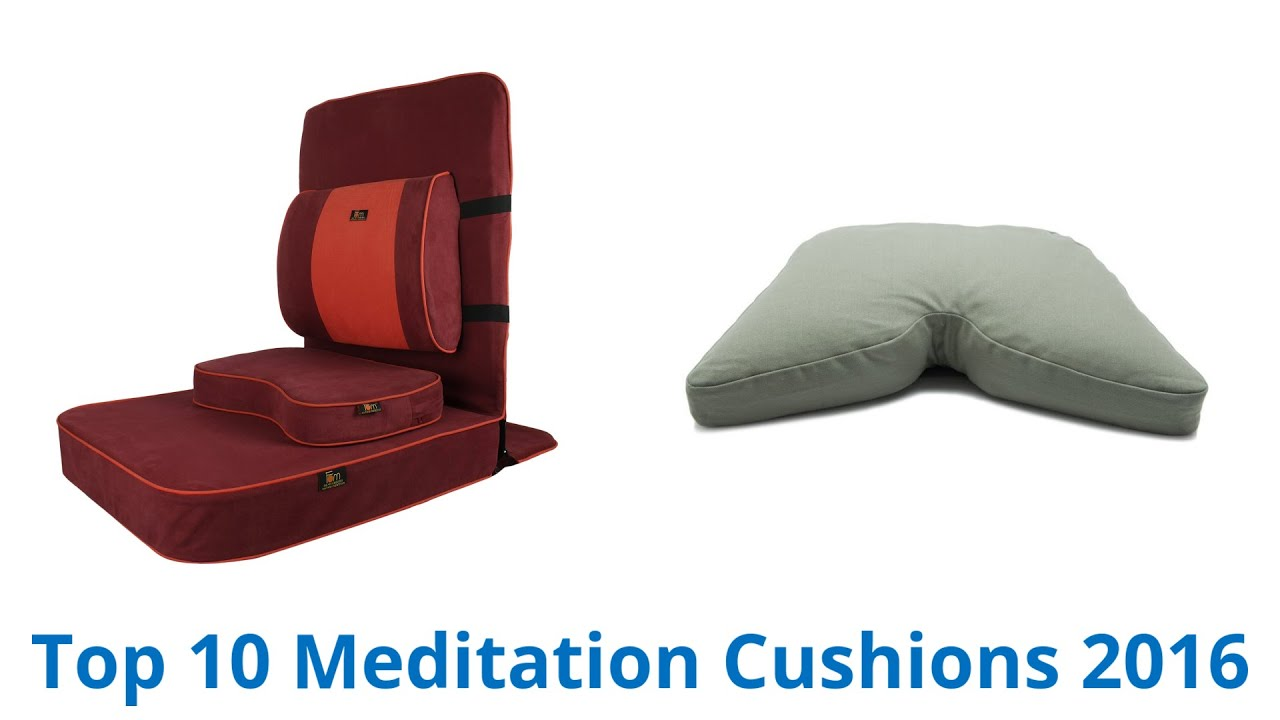 10 best meditation cushions
