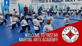 Welcome to Tristar Martial Arts Academy