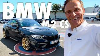 BMW M2 CS   Endlich Vollgas   Matthias Malmedie