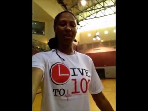Chamique Holdsclaw Live To 100
