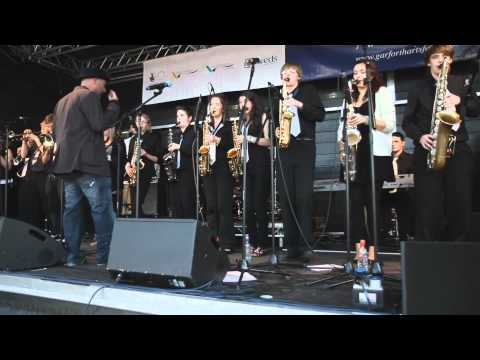 Garforth Jazz Rock Band at Garforth Arts Festival 2011 - The Chicken