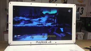 видео Playbox - игровая консоль будущего