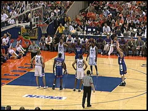 2000 NCAA Basketball Regional Semi Finals - Florida vs Duke