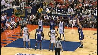2000 NCAA Basketball Regional Semi Finals - Florida vs Duke