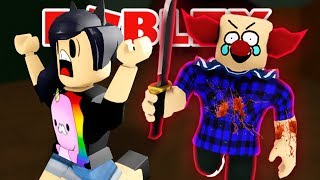 I'M a KILLER CLOWN!? -Roblox (The Clown Killings 2)