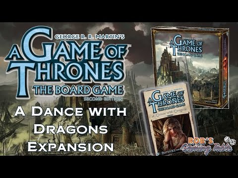 Game of Thrones: The Board Game (A Dance with Dragons Expansion)