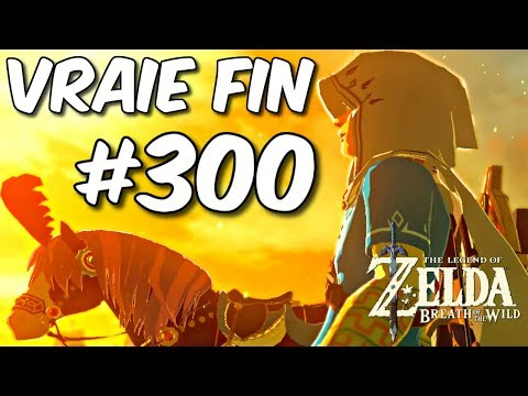 zelda-breath-of-the-wild-#300-combat-final-ganon-|-fin-alternative