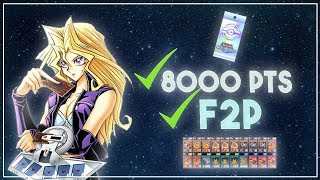 How to Farm Lvl 40 Elegant Mai CONSISTENTLY // F2P, 8000 POINTS [Yu-Gi-Oh! Duel Links]