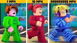 CAT BOY, CORUJITA and LAGARTIXO ARE VERY FAST AT ROBLOX * 999,999,999 km per hour *-PJ MASKS