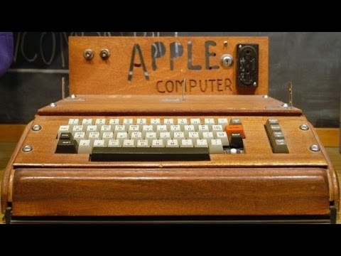 $200K Apple 1 Computer Thrown Away by Woman