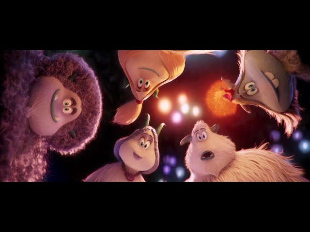 Smallfoot - Official Trailer #2