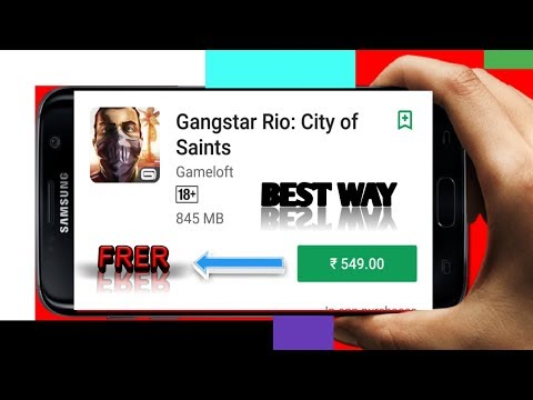 How To Download Gangster Rio Free In Your Android Device 100% Working