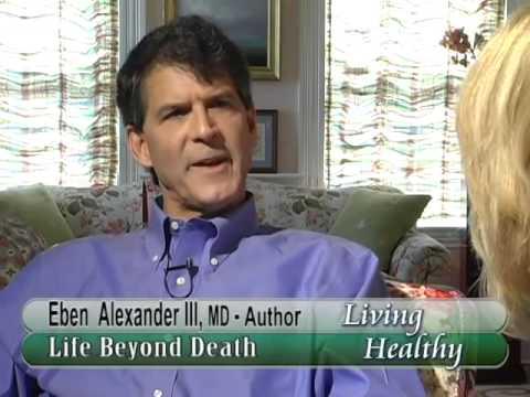 Eben Alexander, kuolemanrajakokemus NDE, haastattelijana Sheryl Worthington Turgeon