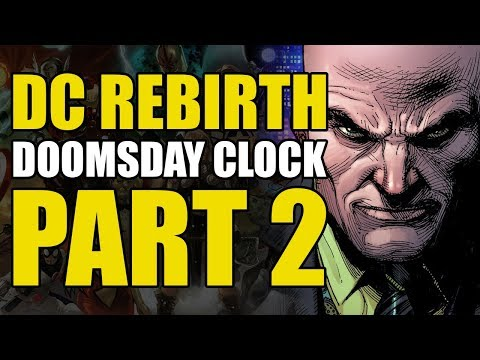 Rorschach Meets... (Doomsday Clock #2)