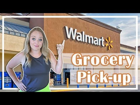 Walmart Grocery Pickup How It Works And Tips Youtube