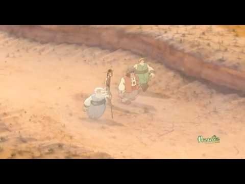 Gigantes, La Leyenda De Tombatossals   Web Trailer 2011 On Vimeo
