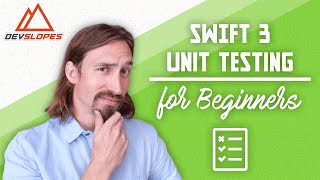 iOS Unit Testing For Beginners Tutorial With Swift 3