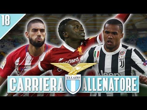 UNA NUOVA STELLA PER LA FASCIA SINISTRA! - E18 - FIFA 18 Carriera Allenatore Lazio [ITA]