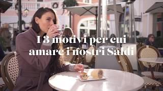 Saldi Invernali 2019 - Serravalle Designer Outlet