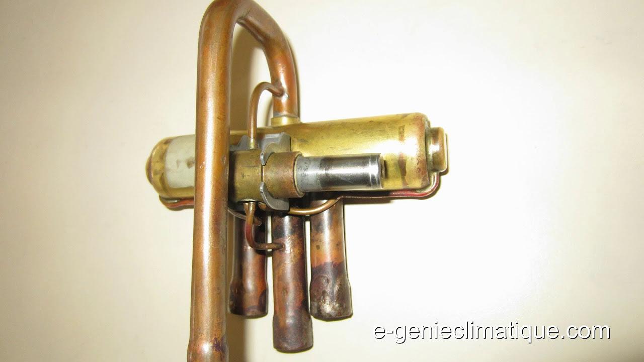 sonde de dégivrage pompe à chaleur