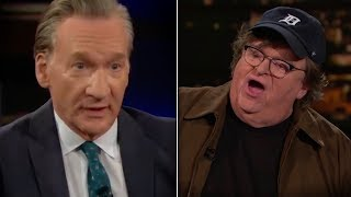 Michael Moore Confronts Bill Maher Over His New-Fangled Radical Centrism