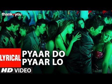 "Lyrical: ""Pyaar Do Pyar Lo"" Video 